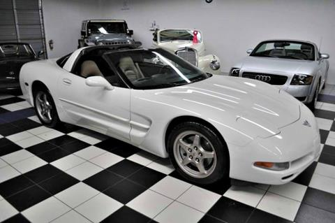 2003 Chevrolet Corvette for sale in Pompano Beach, FL