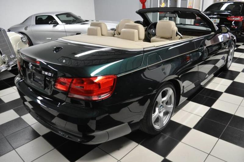 Bmw Series I Dr Convertible In Pompano Beach FL - Bmw 3 series hardtop convertible