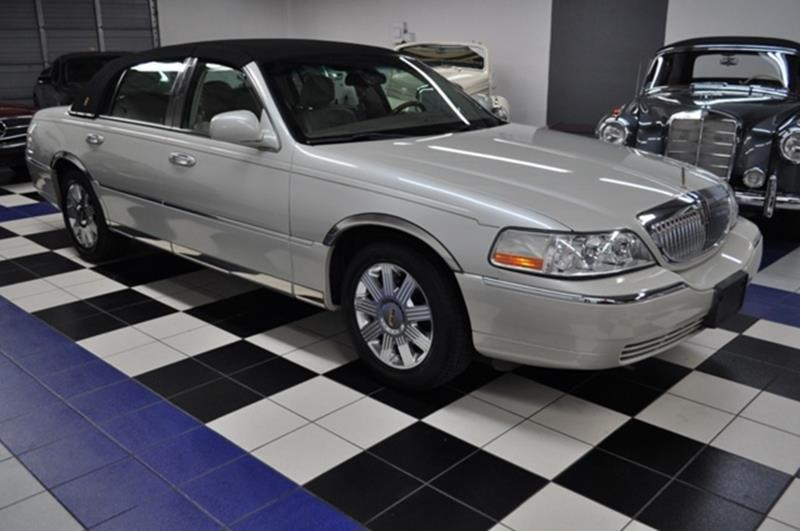 2004 Lincoln Town Car Ultimate 4dr Sedan In Pompano Beach Fl