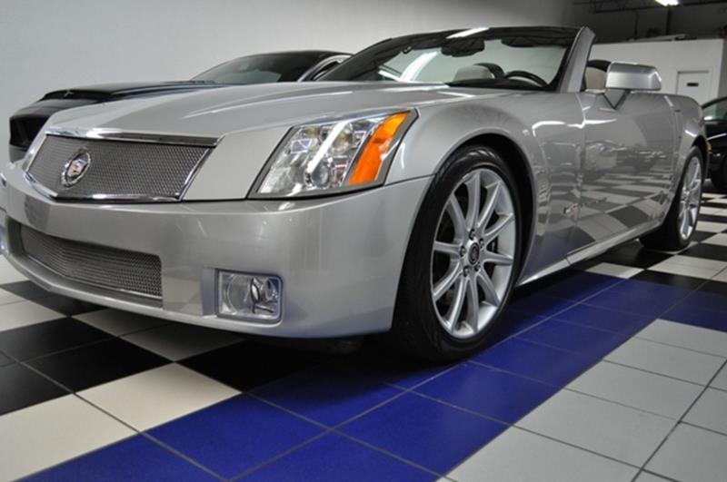 2006 Cadillac Xlr V 2dr Convertible In Pompano Beach Fl Podium
