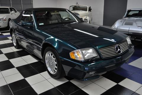 Mercedes Sl500 For Sale >> 1995 Mercedes Benz Sl Class For Sale In Pompano Beach Fl