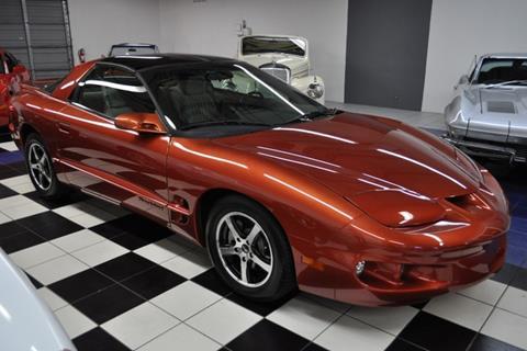 2002 Pontiac Firebird for sale in Pompano Beach, FL