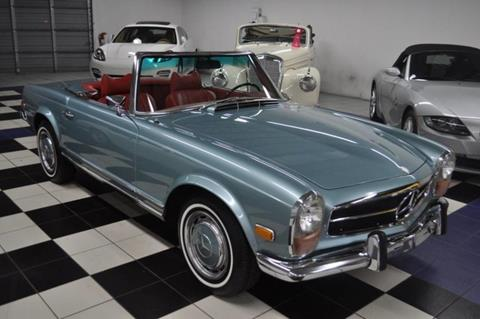1970 Mercedes-Benz 280-Class for sale in Pompano Beach, FL
