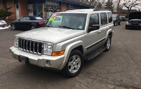2008 Jeep Commander for sale in Raritan, NJ
