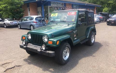 2001 Jeep Wrangler for sale in Raritan, NJ