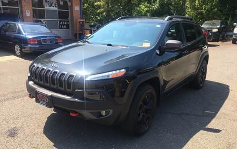 2015 Jeep Cherokee for sale in Raritan, NJ