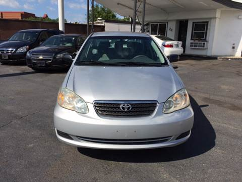 2006 Toyota Corolla for sale at Kellis Auto Sales in Columbus OH