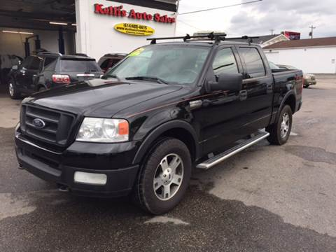 2004 Ford F-150 for sale at Kellis Auto Sales in Columbus OH