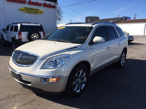 2009 Buick Enclave for sale at Kellis Auto Sales in Columbus OH