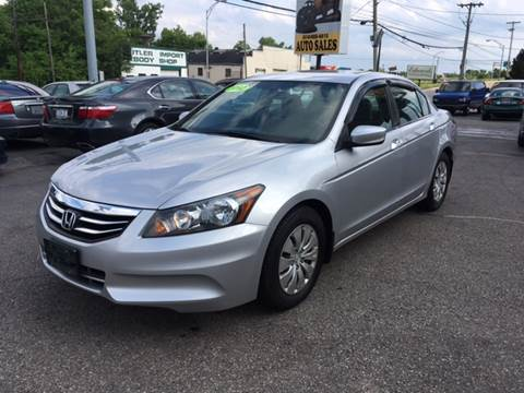 2012 Honda Accord for sale at Kellis Auto Sales in Columbus OH