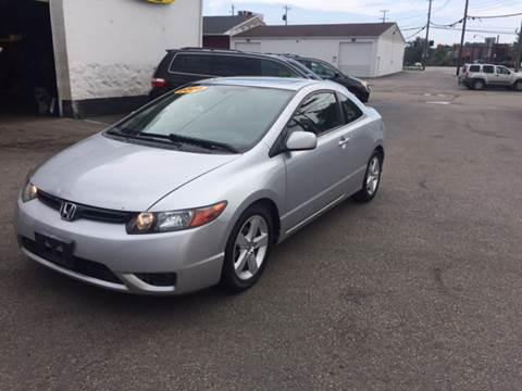2008 Honda Civic for sale at Kellis Auto Sales in Columbus OH