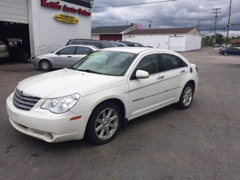 2007 Chrysler Sebring for sale at Kellis Auto Sales in Columbus OH