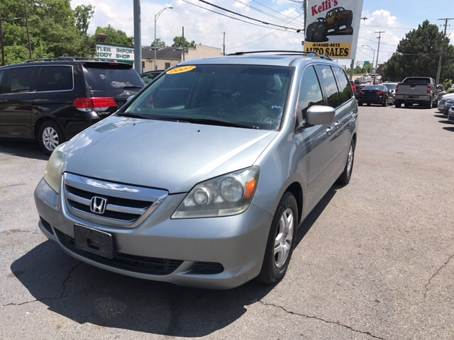 2007 Honda Odyssey for sale at Kellis Auto Sales in Columbus OH