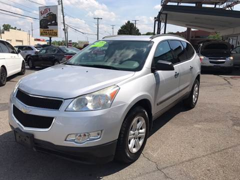 2009 Chevrolet Traverse for sale at Kellis Auto Sales in Columbus OH