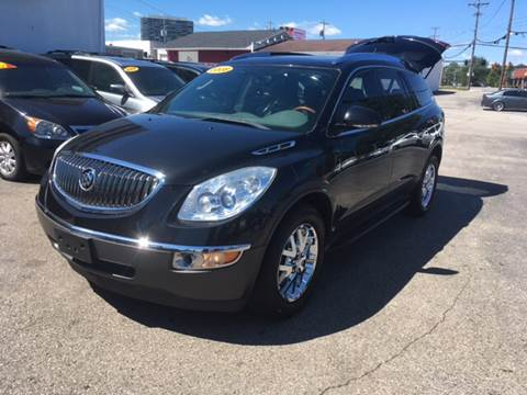 2008 Buick Enclave for sale at Kellis Auto Sales in Columbus OH
