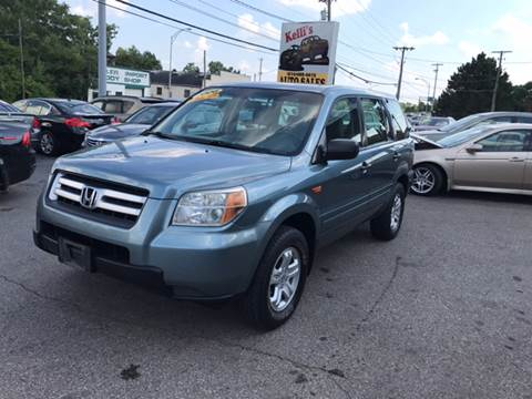 2006 Honda Pilot for sale at Kellis Auto Sales in Columbus OH