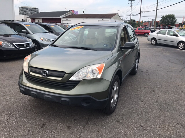 2008 Honda CR-V for sale at Kellis Auto Sales in Columbus OH