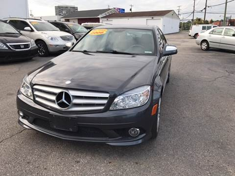 2008 Mercedes-Benz C-Class for sale at Kellis Auto Sales in Columbus OH