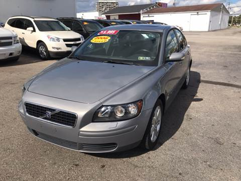 2006 Volvo S40 for sale at Kellis Auto Sales in Columbus OH