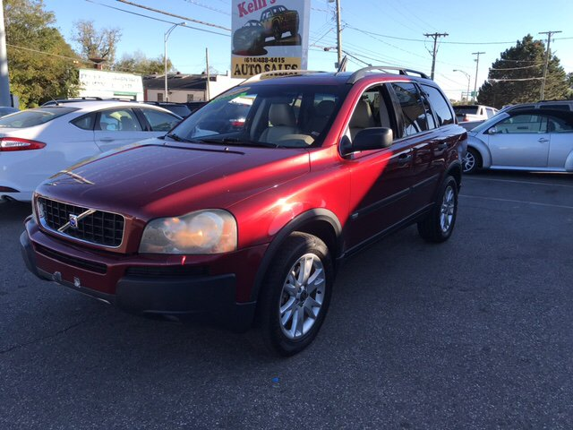 2005 Volvo XC90 for sale at Kellis Auto Sales in Columbus OH