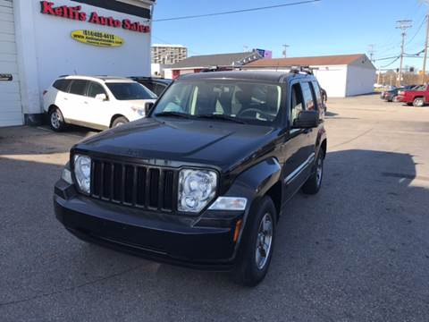 2008 Jeep Liberty for sale at Kellis Auto Sales in Columbus OH