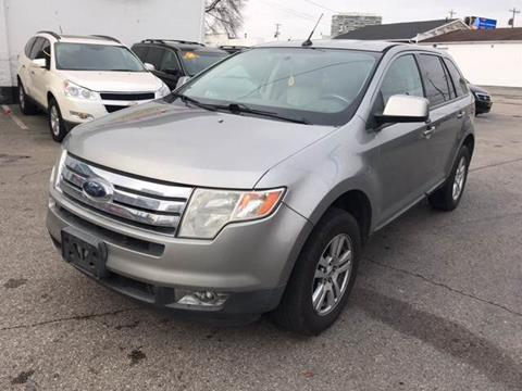 2008 Ford Edge for sale at Kellis Auto Sales in Columbus OH
