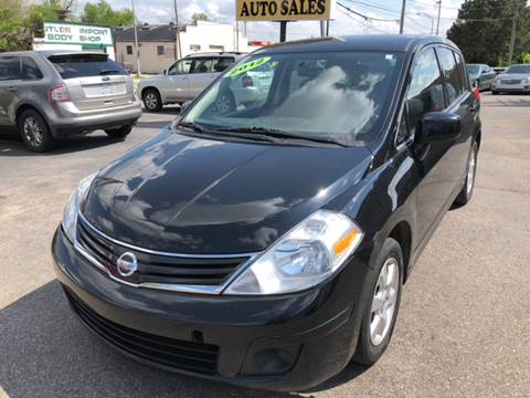 2012 Nissan Versa for sale at Kellis Auto Sales in Columbus OH