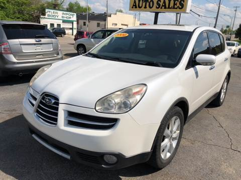 2006 Subaru B9 Tribeca for sale at Kellis Auto Sales in Columbus OH