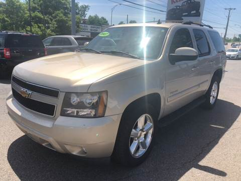 2007 Chevrolet Tahoe for sale at Kellis Auto Sales in Columbus OH