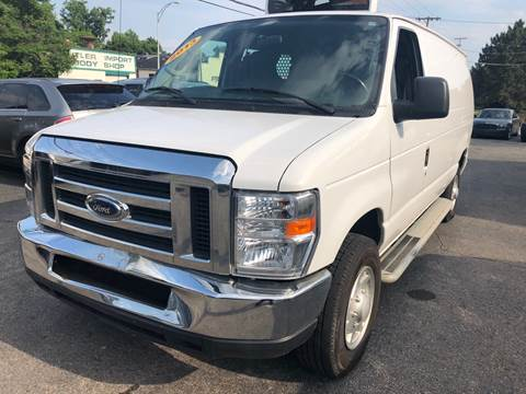 2013 Ford E-Series Cargo for sale at Kellis Auto Sales in Columbus OH