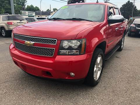 2008 Chevrolet Avalanche for sale at Kellis Auto Sales in Columbus OH