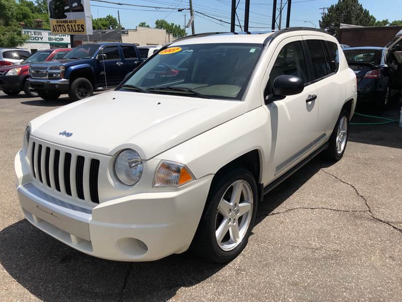 2007 Jeep Compass Limited 4dr Suv In Columbus Oh Kellis Auto Sales