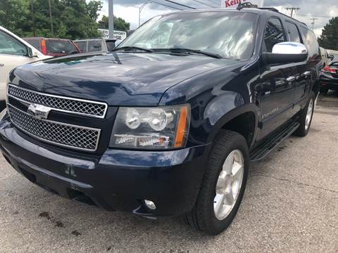 2007 Chevrolet Suburban for sale at Kellis Auto Sales in Columbus OH