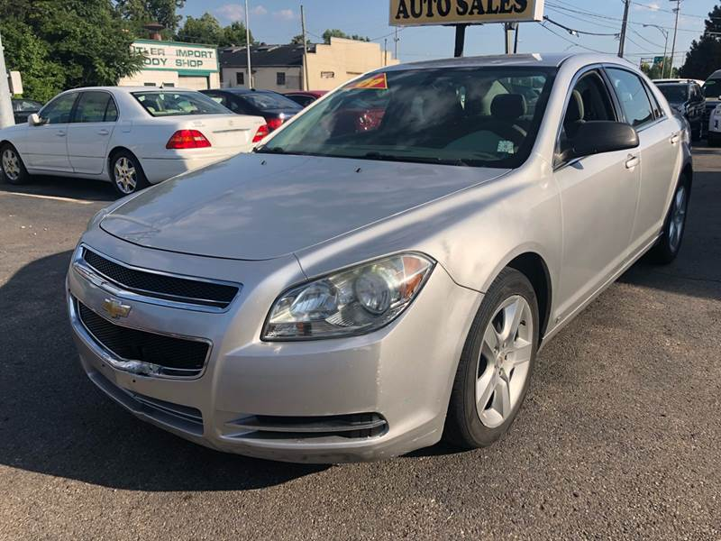 2009 Chevrolet Malibu for sale at Kellis Auto Sales in Columbus OH