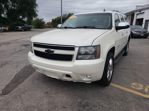 2010 Chevrolet Suburban for sale at Kellis Auto Sales in Columbus OH
