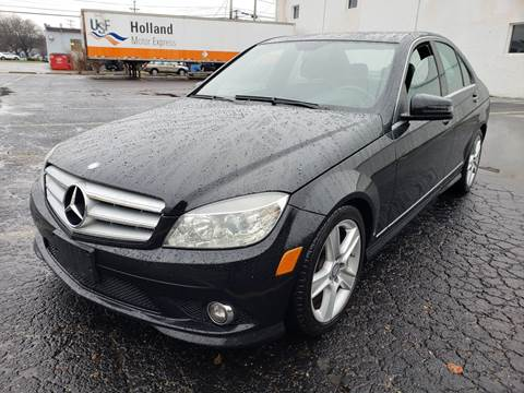 2010 Mercedes-Benz C-Class for sale at Kellis Auto Sales in Columbus OH