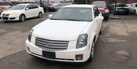 Cts For Sale >> Used 2004 Cadillac Cts For Sale In Davis Ca Carsforsale Com