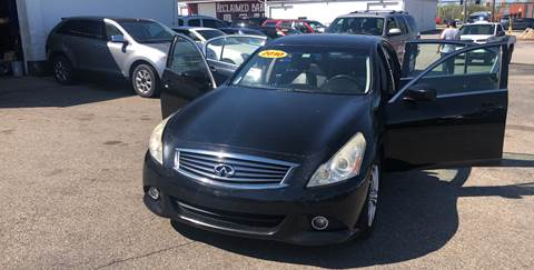 2010 Infiniti G37 Sedan for sale at Kellis Auto Sales in Columbus OH