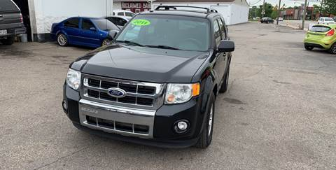 2011 Ford Escape for sale at Kellis Auto Sales in Columbus OH