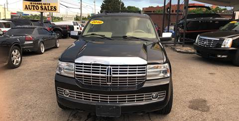 2010 Lincoln Navigator for sale in Columbus, OH