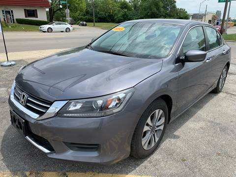 2013 Honda Accord for sale at Kellis Auto Sales in Columbus OH