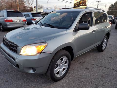 2006 Toyota RAV4 for sale at Kellis Auto Sales in Columbus OH