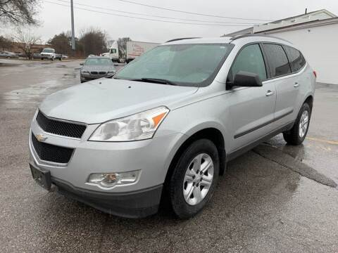 2012 Chevrolet Traverse for sale at Kellis Auto Sales in Columbus OH