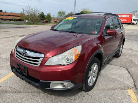2012 Subaru Outback for sale at Kellis Auto Sales in Columbus OH