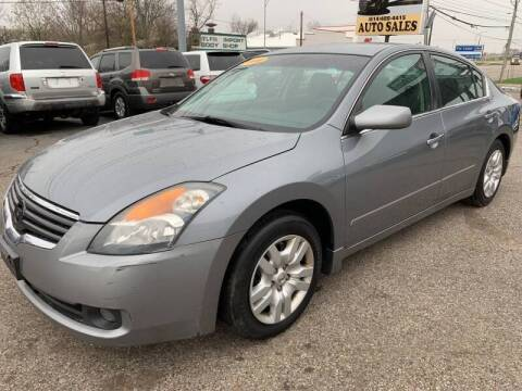 2009 Nissan Altima for sale at Kellis Auto Sales in Columbus OH