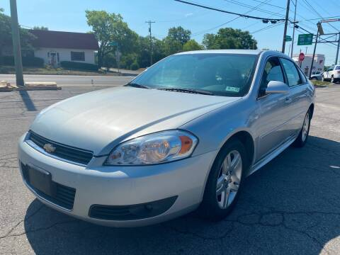 2011 Chevrolet Impala for sale at Kellis Auto Sales in Columbus OH