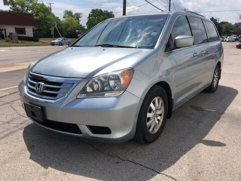 2008 Honda Odyssey for sale at Kellis Auto Sales in Columbus OH
