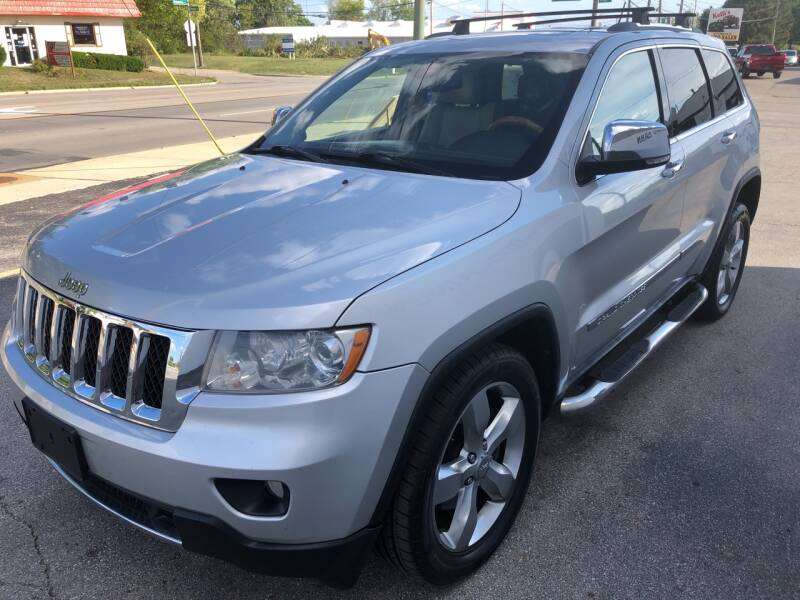 2011 Jeep Grand Cherokee for sale at Kellis Auto Sales in Columbus OH