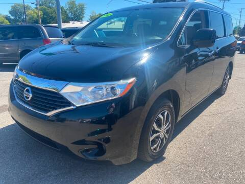 2012 Nissan Quest for sale at Kellis Auto Sales in Columbus OH