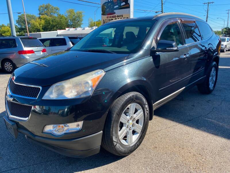 2010 Chevrolet Traverse for sale at Kellis Auto Sales in Columbus OH